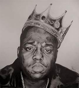 Notorious B.I.G by sannad on DeviantArt
