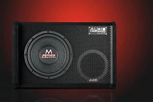 Aktiv Subwoofer Test : test car hifi subwoofer aktiv audio system m 10 active ~ Jslefanu.com Haus und Dekorationen