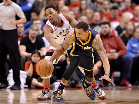 NBA: Raptors comeback stuns Pacers | Inquirer Sports