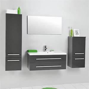 Badezimmermöbel Set Grau : badezimmerm bel badm bel set waschtisch hochschrak antik ~ Whattoseeinmadrid.com Haus und Dekorationen