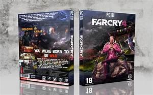Far Cry 4 PC Box Art Cover by ajay.