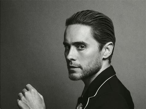 jared leto celebrated   birthday  dressing