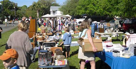 Backyard Sales by Annual Yard Sale Isle Of Palms
