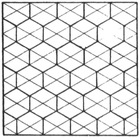 Tessellation Geometric Coloring Pages Hard Coloring Pages