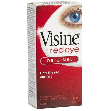 Visine Eye Drops - Original - 15ml | London Drugs