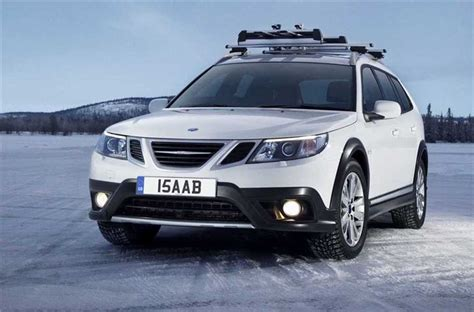 SAAB 9-3 X 2009 - Car Review
