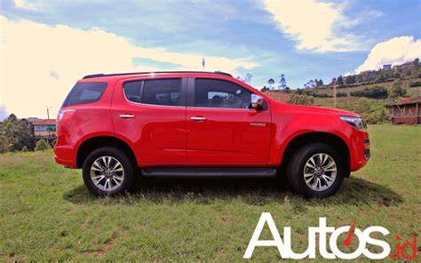 Review Chevrolet Trailblazer by Review All New Chevrolet Trailblazer Di Indonesia