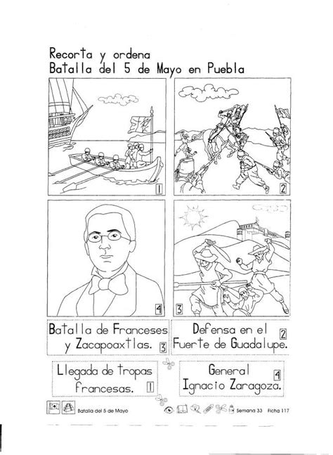 Batalla del 5 de mayo 1er Grado – México - Paperblog ...