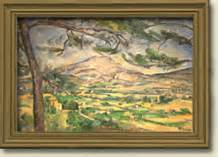 cezanne in provence image gallery pbs