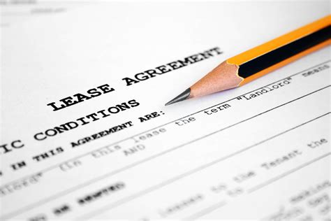 break  apartment lease agreement  penalty