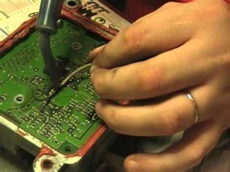 calculator de injectie opel ydt youtube