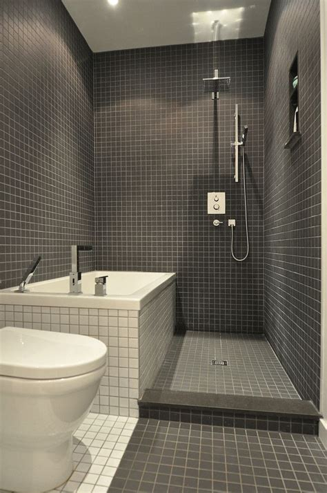 Small Modern Bathrooms With Bath by Best 25 Modern Small Bathrooms Ideas On