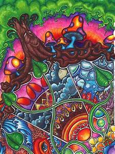 colorful drawings tumblr | ... size: 500x668px | Source ...