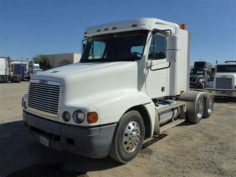 freightliner trucks for sale 2001 freightliner century class 120 sleeper semi truck for