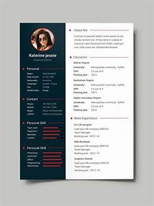 25 best ideas about cv template on pinterest creative With cv template examples