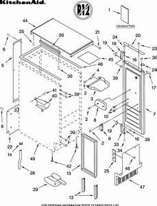 Kitchenaid Ice Maker Kuis155hbl2 User Guide