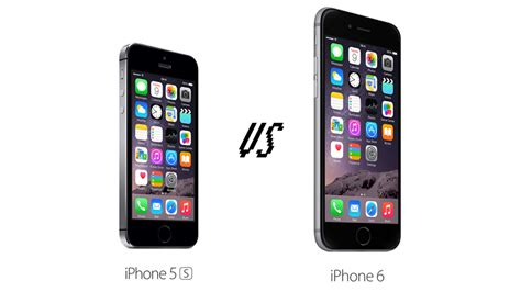 what size is the iphone 5s iphone 5s vs iphone 6 comparison preview review pc advisor