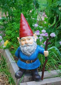 garden gnome flickr photo