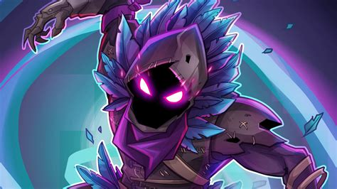 Fortnite Rraven 4k Wallpapers Hd Wallpapers Id 24192