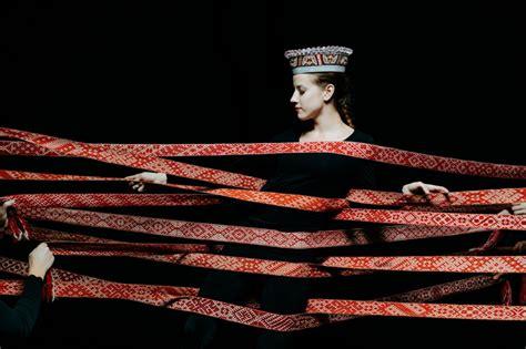 Latvian folk costume sashes, Baltics, Northern Europe ...