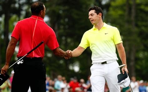 Rory McIlroy wants a showdown with Tiger Woods in a major ...