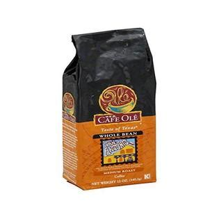 The flavor and aroma of our coffee is guaranteed to hit the senses. HEB Cafe Ole Taste of Texas Whole Bean Coffee 12oz Bag ...