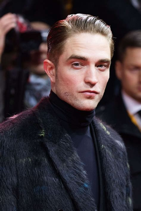 Robert Pattinson Unveils New Haircut in Berlin | Allure