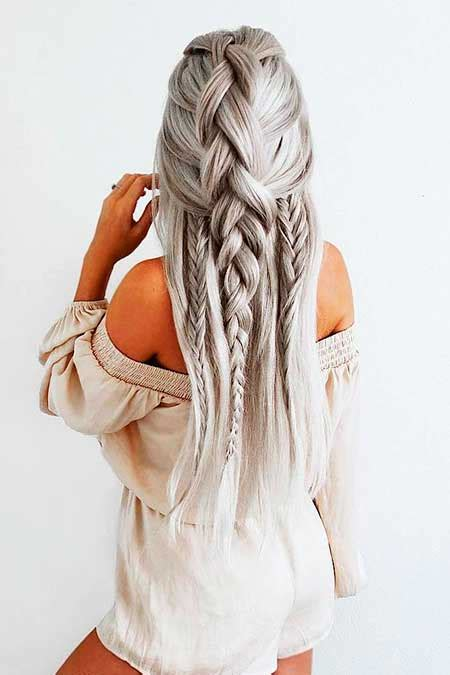 braided hairstyles  long hair hairstyles