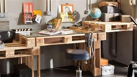 faire un bureau en bois faire un bureau en bois de palette des modèles