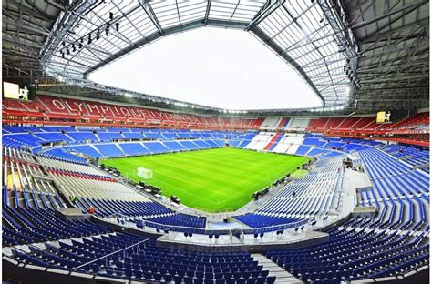 siege olympique lyonnais 2016 launches today showcasing stadiums