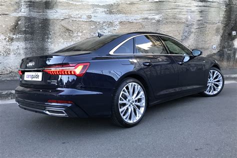 2020 the audi a6 audi a6 2020 review 55 tfsi quattro s line carsguide