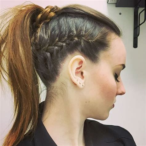Side Braid Hairstyles by 25 Side Braid Hairstyle Designs Ideas Design Trends