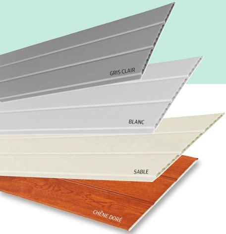 pvc exterieur sous toiture lambris pvc couleur meilleures images d inspiration pour votre design de maison