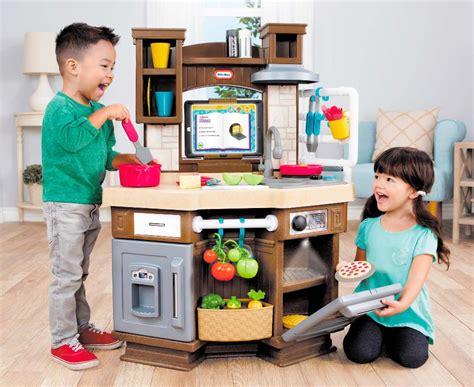 tikes cook  learntm smart kitchen playset