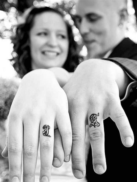 150 Best Wedding Ring Tattoos Designs (October 2019)