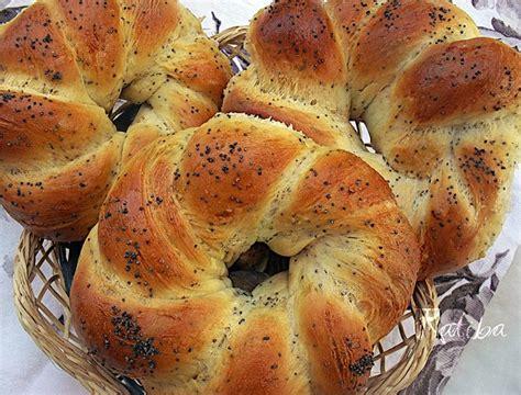 petits pains au pavot le de recette de ratiba