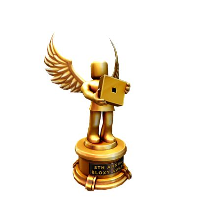 annual bloxy award roblox wikia fandom powered