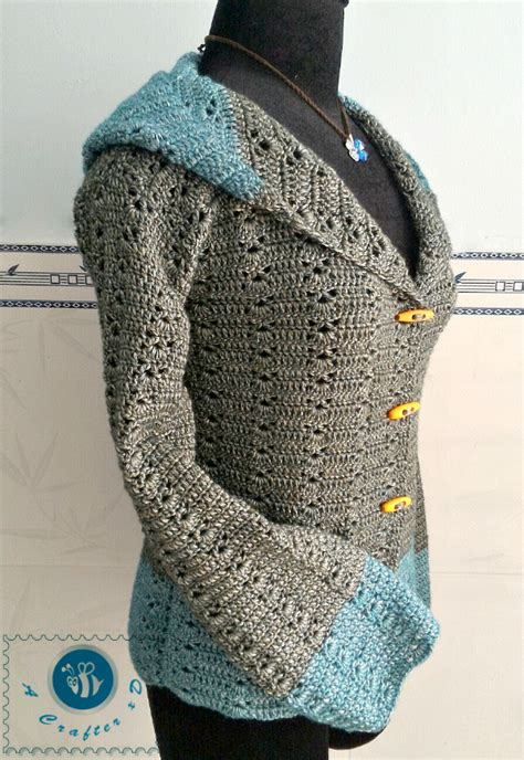 how to crochet a sweater how to crochet a on a sweater crochet and knit