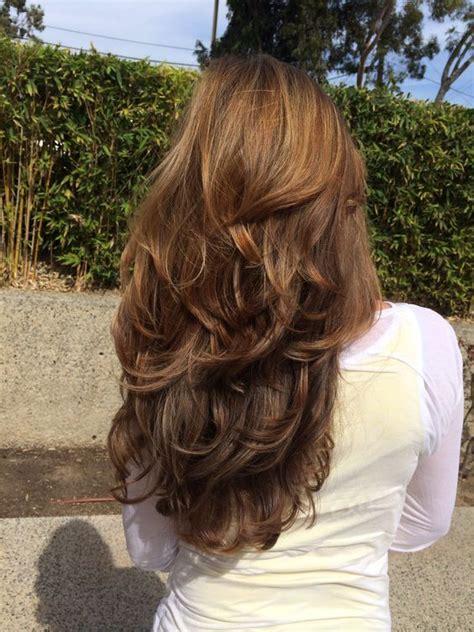 long layered shaggy haircuts hair dos hair styles 2016