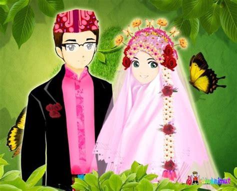 ucapan selamat doa  pernikahan islami mujahid