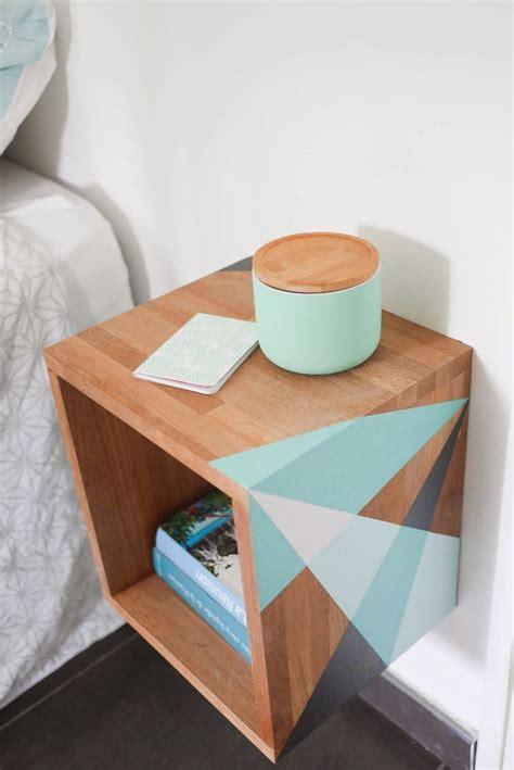 personnaliser sa chambre 5 diy pour la chambre à coucher cocon de décoration le