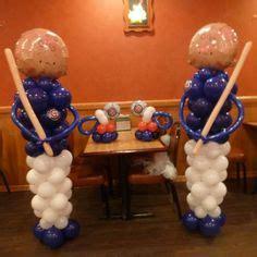 sport balloon decoration images   globe