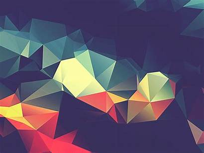 Background Poly Low Textures Polygonal Abstract Hexagon