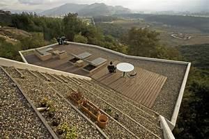 Dachterrasse Auf Flachdach Bauen : die dachterrasse mit haus sweet home ~ Frokenaadalensverden.com Haus und Dekorationen