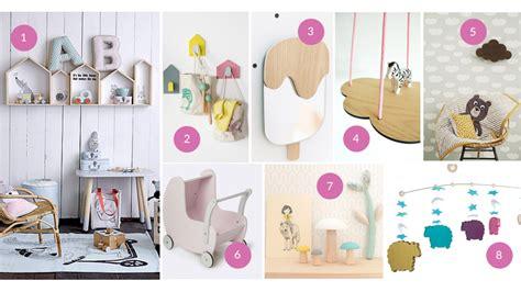 deco chambre bois decoration objet bois