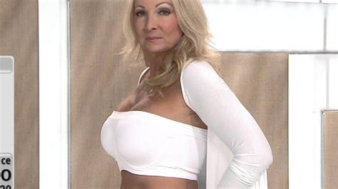 Hsn Model Regina Bandeau Bra