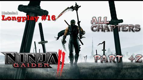 Ninja Gaiden 2 Longplay 16 Xbox 360 All Chapters 22