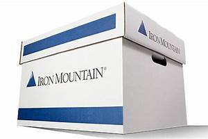 iron mountain irm recall rclhf deal under extended uk With iron mountain document storage competitors