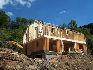 Ossature Bois Maison : le sp cialiste des maisons ossature bois ~ Melissatoandfro.com Idées de Décoration