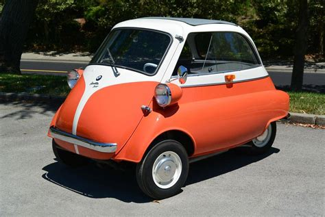 1957 BMW Isetta for sale #2046538 - Hemmings Motor News